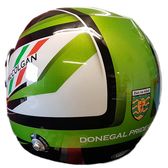 Helmet with Graphics